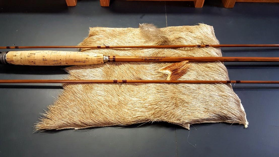 Orvis Battenkill bamboo 60's era